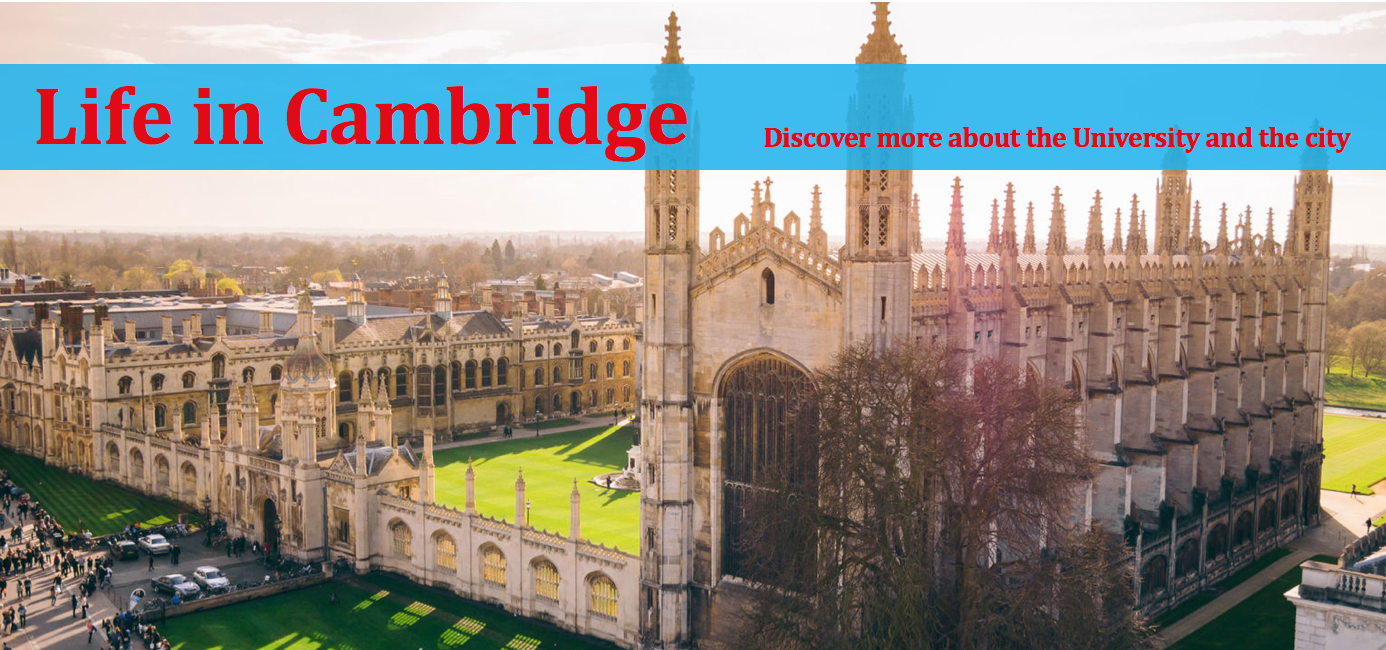 life in cambridge